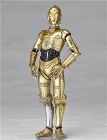 C-3PO - Star Wars Episode V: The Empire Strikes Back