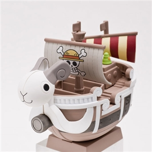 ONE PIECE Chara Bank Pirate Ship Series - Going Merry