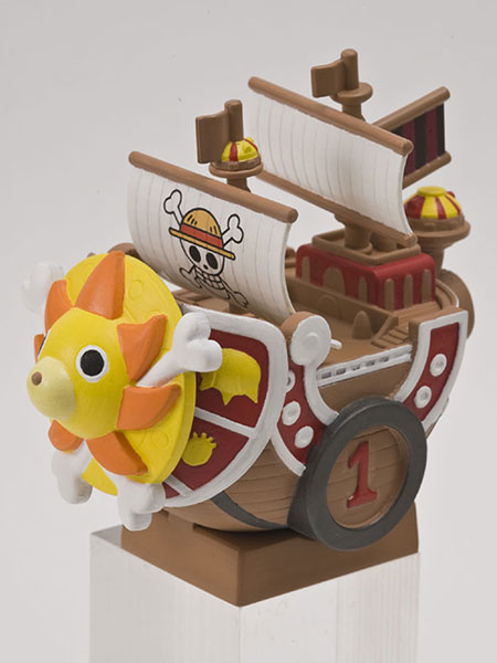ONE PIECE Chara Bank Pirate Ship Series